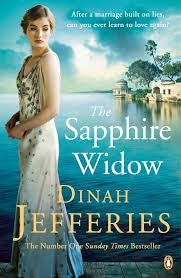 The Sapphire Widow book cover